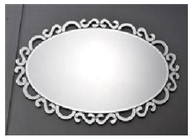 ARINO MA-03 4mm Decor Mirror With 12mm MDF Board - Domaco
