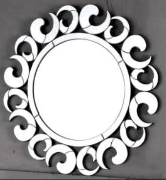 ARINO MA-09 4mm Decor Mirror With 12mm MDF Board - Domaco