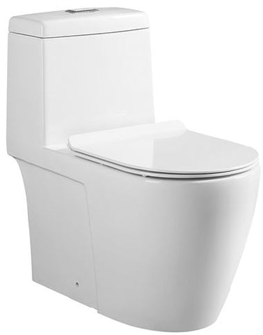 MAGNUM 530S 1-Piece Toilet Bowl (Geberit Flushing System) (26800)<br>*Contact us for best price - Domaco