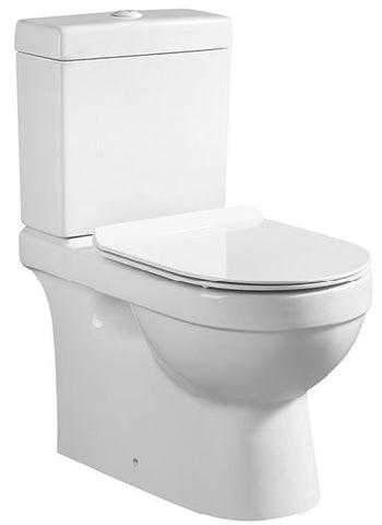 MAGNUM 6002A S-Trap (24800) & P-Trap (24800) 2-Piece Toilet Bowl<br>*Contact us for best price - Domaco