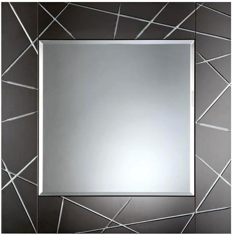 ARINO MV-30-SQM 4mm Silver Mirror - Domaco