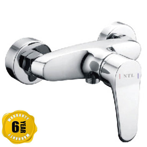 NTL Shower Mixer Tap 1404 (7800)<br>*Contact us for best price - Domaco
