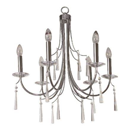 NTL-D20-CH Chandelier (17800)<br>*Contact us for best price - Domaco