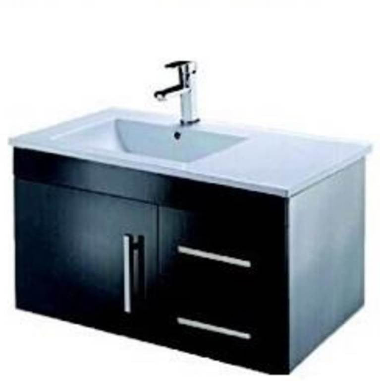 NTL Basin Cabinet Set 38001B, 38002W, 38003 (51800)<br>*Contact us for best price - Domaco