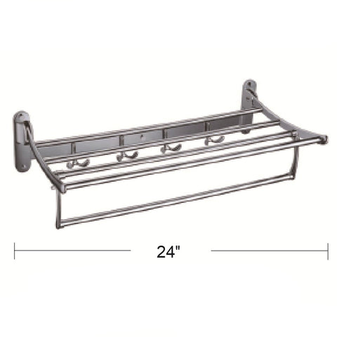 NTL R21015-B Towel Rack (10880)<br>*Contact us for best price - Domaco