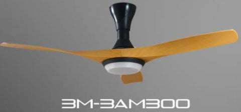 DECCO PERTH 54 INCH CEILING FAN + REMOTE CONTROL + LED RGB 18W (35800)<br>*Contact us for best price - Domaco