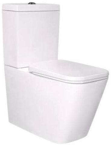 Arino 2-Piece Toilet Bowl PLANO (Geberit Flushing System) (34800)<br>*Contact us for best price - Domaco