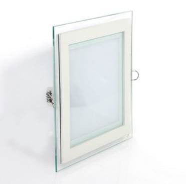 LED Glass DownLight Square - Domaco