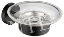 NTL Soap Dish R41003 Black (2880)<br>*Contact us for best price - Domaco