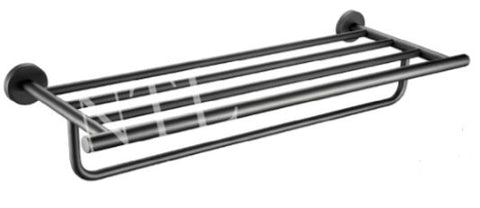 NTL Towel Rack R41014 Black (9680)<br>*Contact us for best price - Domaco
