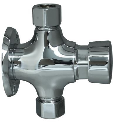 IETO SCT-1112 Self-Closing Delay Action Shower Tap (6780)<br>*Contact us for best price - Domaco
