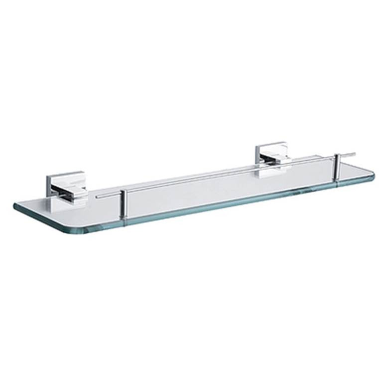 NTL Single Glass Shelf S11009 (3580)<br>*Contact us for best price - Domaco