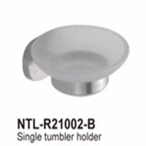 NTL Single Tumbler Holder R21002-B (1690)<br>*Contact us for best price - Domaco