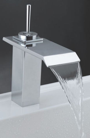 Arino T-6510SQ-2 Waterfall Basin Mixer (7800)<br>*Contact us for best price - Domaco