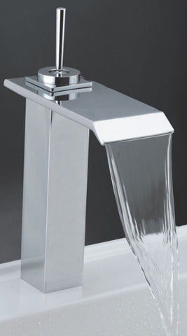 Arino T-6510SQL-2 Waterfall Tower Basin Mixer (9800)<br>*Contact us for best price - Domaco