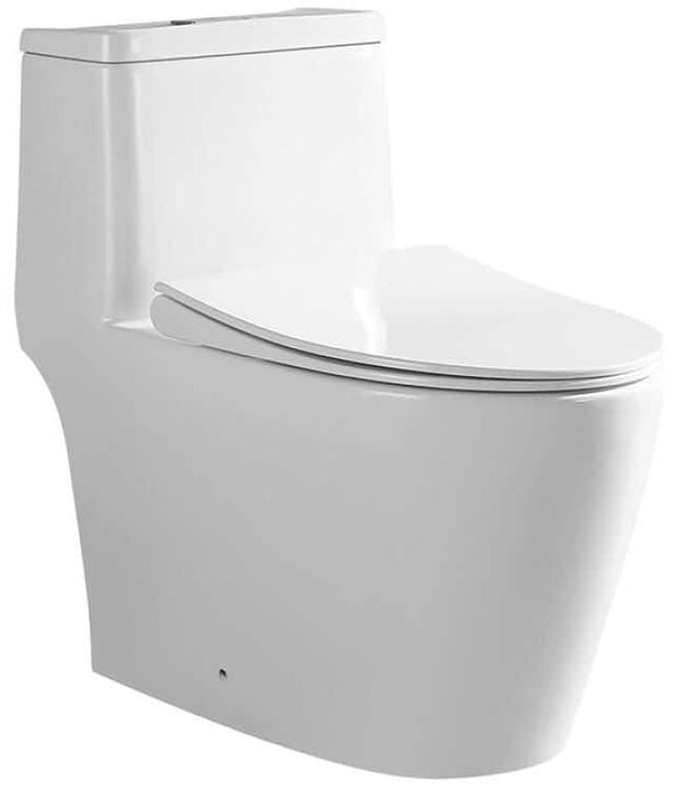 Tiara 918, 918B (4080036800) & 918A (4680042800) Tornado Flushing 1-Piece Toilet Bowl (Geberit Flushing System) <br>*Contact us for best price - Domaco