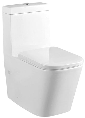 Tiara 528 1-Piece Toilet Bowl  (33800)<br>*Contact us for best price - Domaco