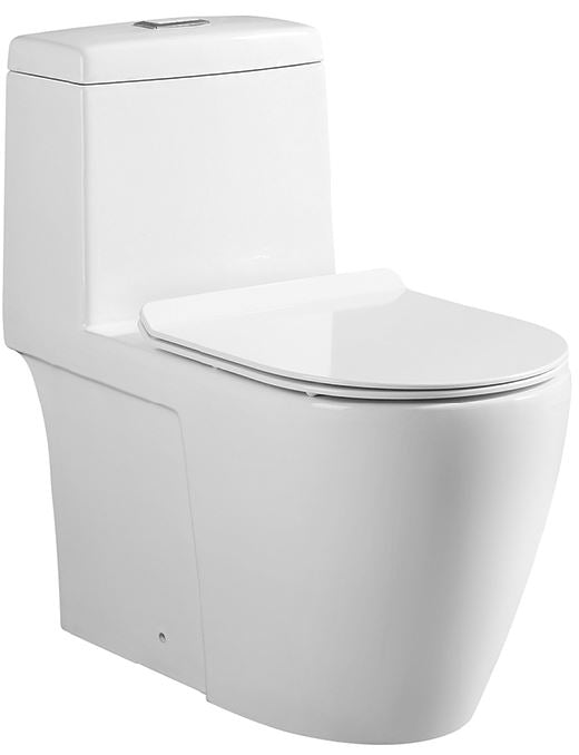 MAGNUM 530PP 1-Piece Toilet Bowl (25800)<br>*Contact us for best price - Domaco