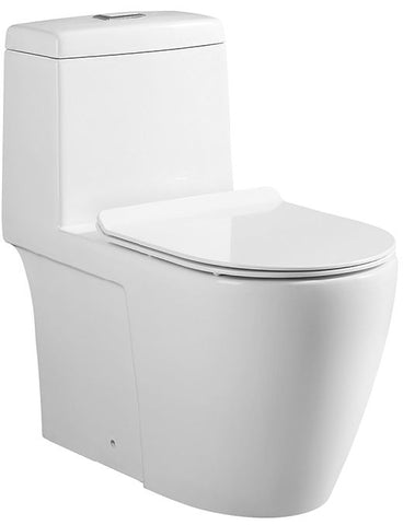 MAGNUM 530PP 1-Piece Toilet Bowl (23800)<br>*Contact us for best price - Domaco