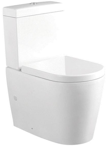 Tiara 235 S-Trap (29800) & P-Trap (29800) 2-Piece Toilet Bowl<br>*Contact us for best price - Domaco
