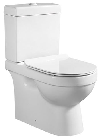 MAGNUM 268 S-Trap (24800) & P-Trap (24800) 2-Piece Toilet Bowl<br>*Contact us for best price - Domaco