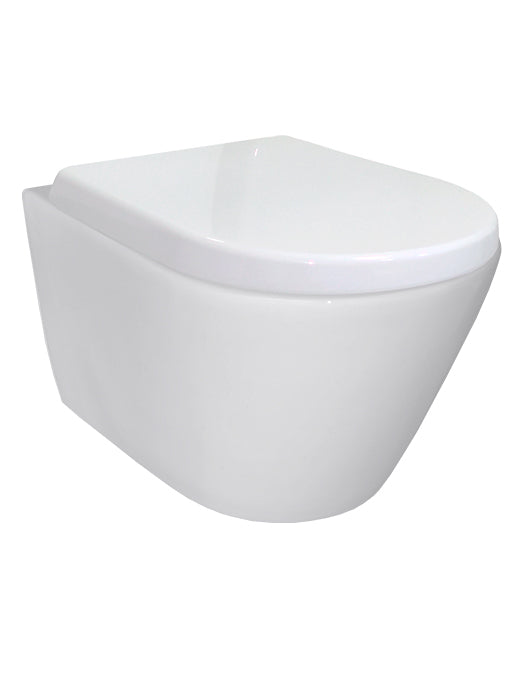 Velin V8003 Wall Hung WC For Concealed Tank - Domaco