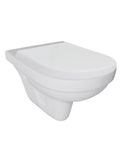 Velin V8005 Wall Hung WC For Concealed Tank - Domaco