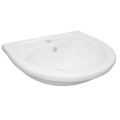 Velin Basin CB238 - Wall Hung Basin - Domaco