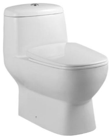 velin 1-piece toilet bowl A3326 new
