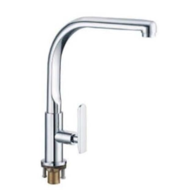 Monic T-3D Cold L-Sprout Sink Tap