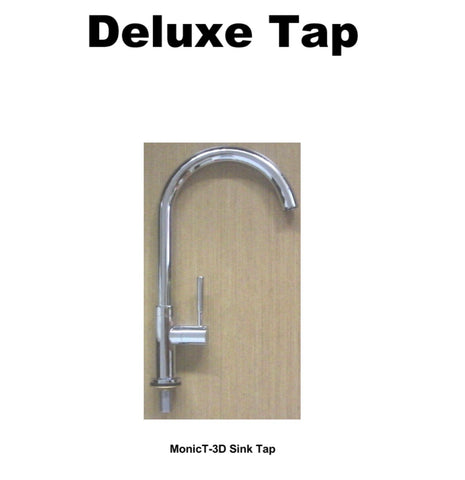 Monic T-3D Cold Goose Neck Sink Tap