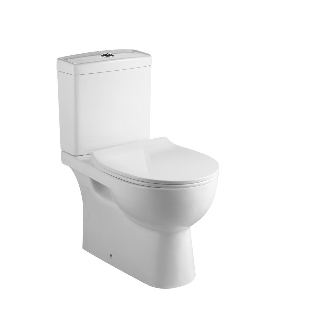Tiara 219 S-Trap (18800) & P-Trap (18800) 2-Piece Toilet Bowl<br>*Contact us for best price