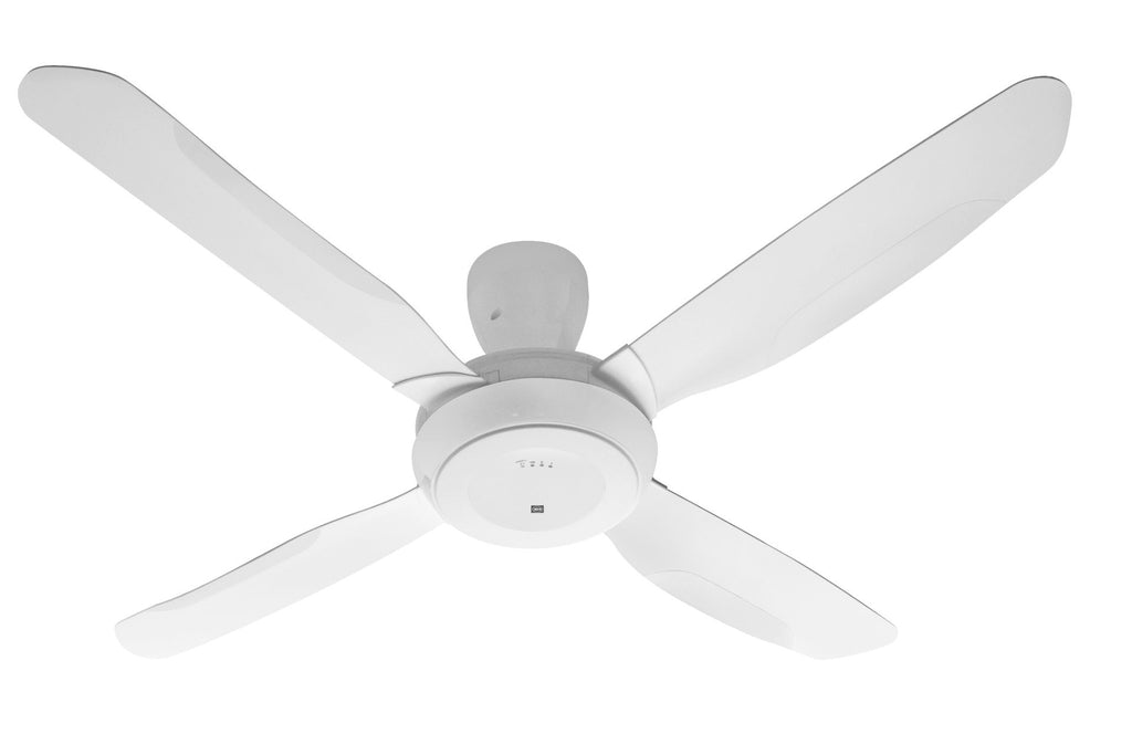 KDK R56SV Ceiling Fan (White) - Domaco
