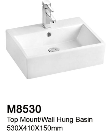 TIARA M8530 BASIN (8800) *Contact us for best price - Domaco