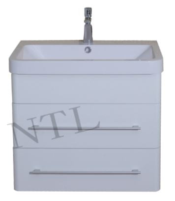 NTL Basin Cabinet Set 66002 (41800) or 65001 (37800)<br>*Contact us for best price - Domaco