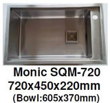 Monic SQM-720 Kitchen Sink - Domaco