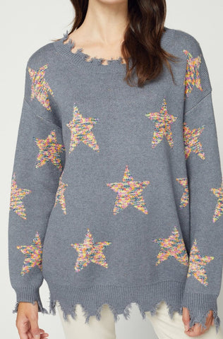 Star Bright Sweater {All Sizes}