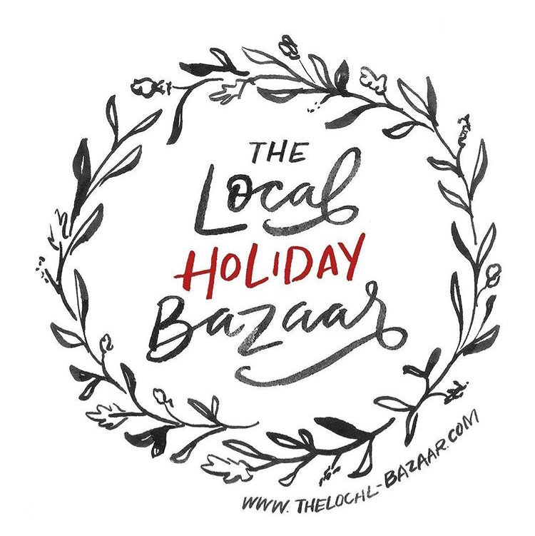 SAVE THE DATE! The Local Holiday Bazaar