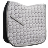 Sanya Crystal Logo Dressage Saddle Pad
