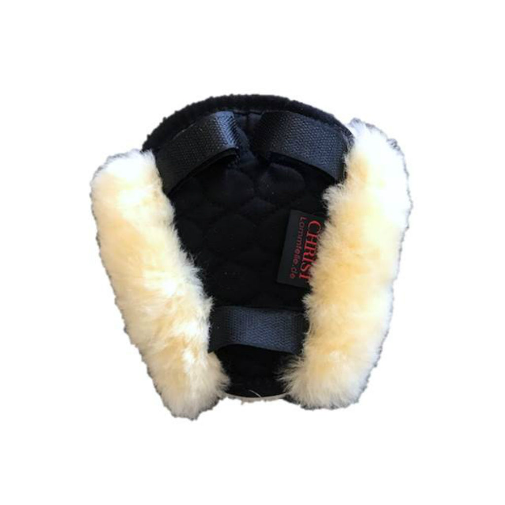 Sheepskin Breast Plate Cover