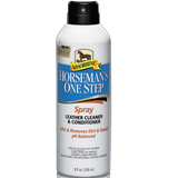 Horseman's One Step Leather Cleaner & Conditioner Spray