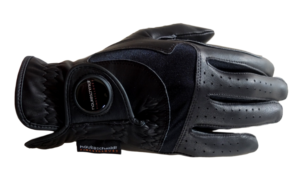 Arabella Haukeschmidt Acavallo Leather Riding Glove