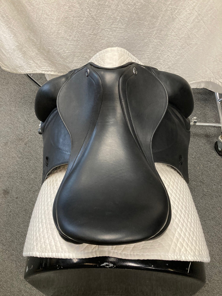 "X-D1D Zero Anniversary 18"" Dressage Saddle"