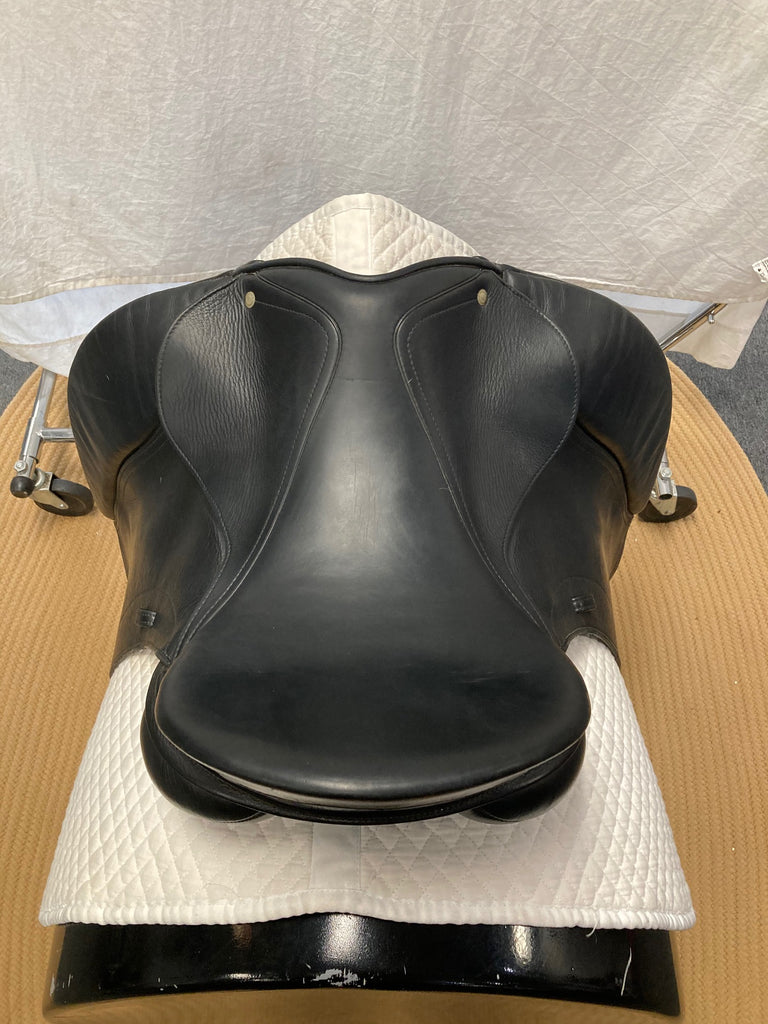 "Used Schleese Obrigado 17.5"" Dressage Saddle"