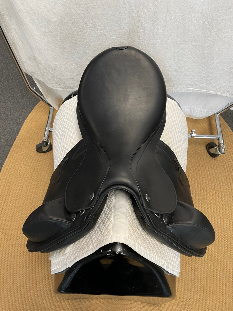 "Used Prestige X-Optimax-K 17"" Dressage Saddle"