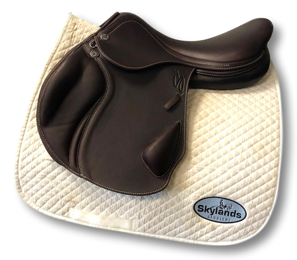 "Demo Prestige Sinead 17"" Monoflap Cross Country Saddle"
