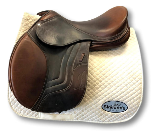 "Used Schleese Jete 16.5"" Jump Saddle"