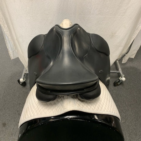 "Pre-Owned Passier Optimum 17.5"" Dressage Saddle"