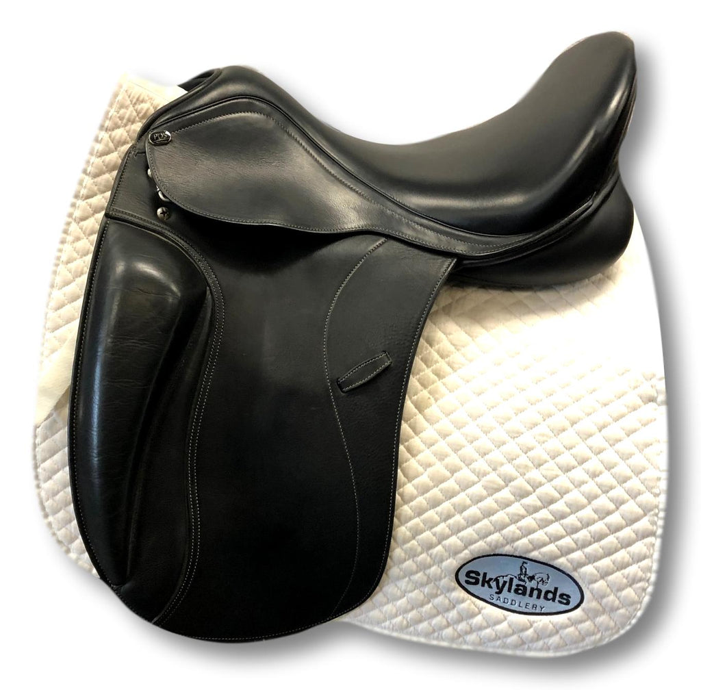 "Used PDS Carl Hester Grande 18"" Dressage Saddle"
