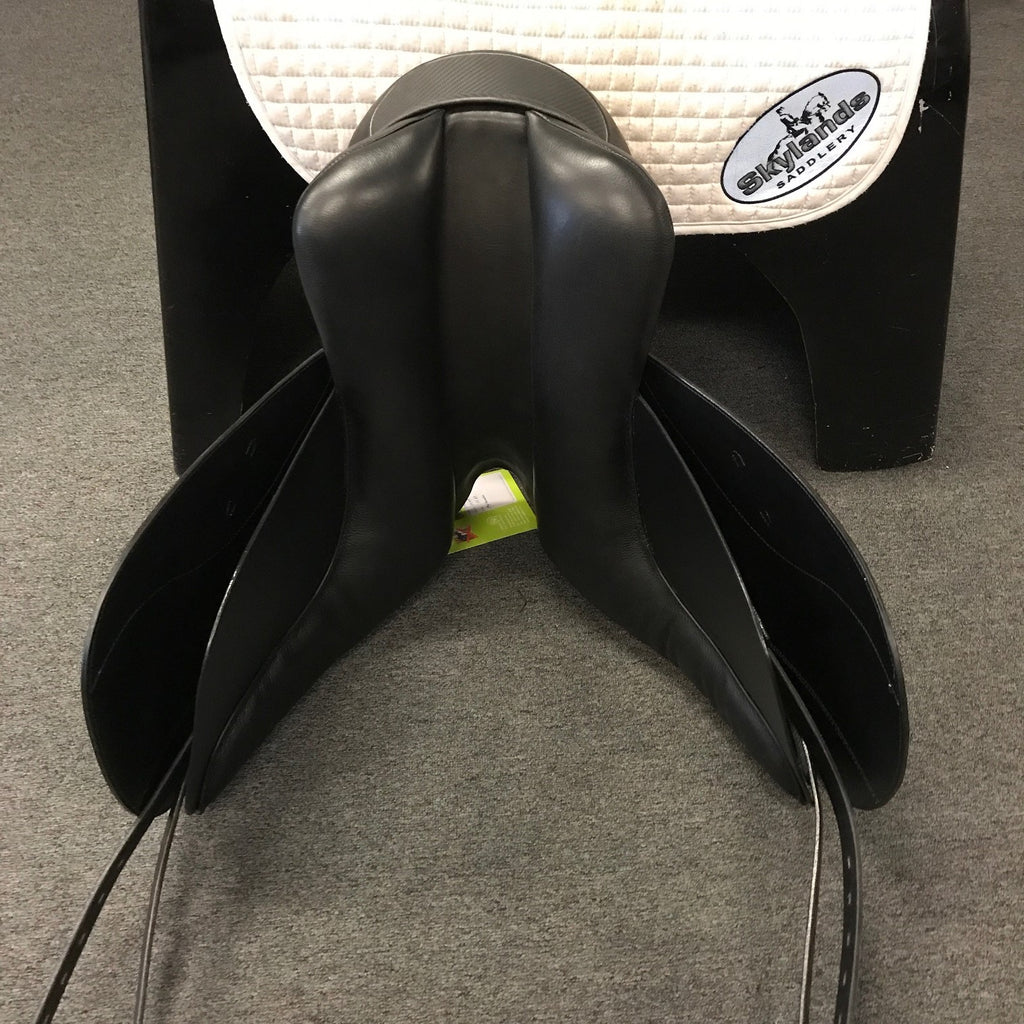 "Solution T 18"" Demo Dressage Saddle"